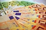 aufgefächerte Geldscheine